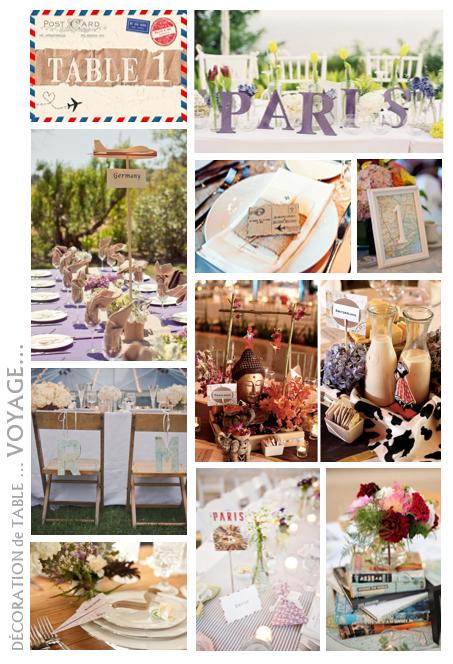 Deco mariage - Transformez vos centres de tables